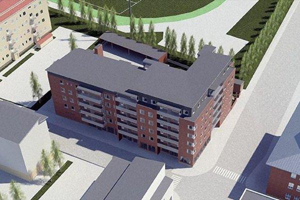 Rovaniemi Apartments - 19
