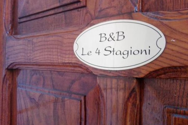 B&B Le 4 Stagioni - фото 21