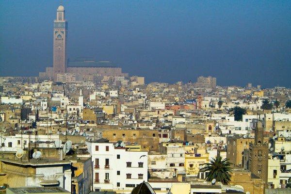 Гостевой Дом Carré Français de Casablanca - фото 10