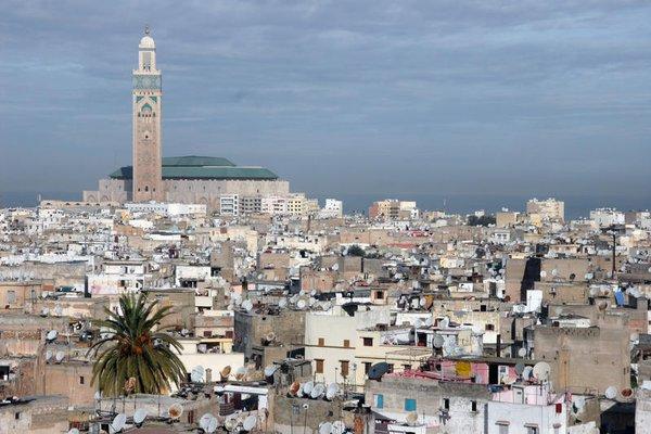 Гостевой Дом Carré Français de Casablanca - фото 16