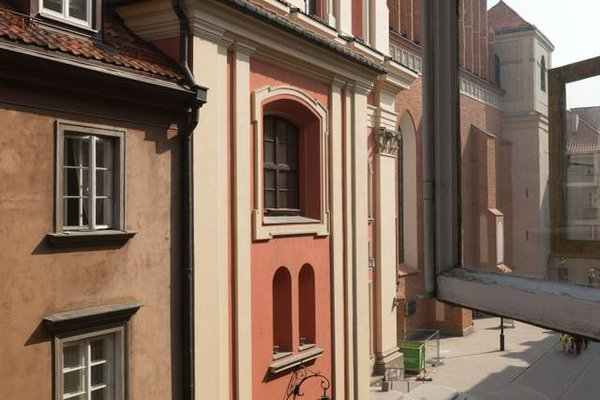 Apartament Warsaw SaintJohn - фото 12