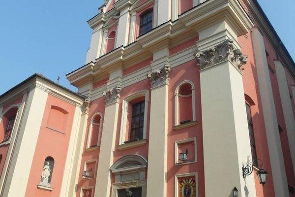 Apartament Warsaw SaintJohn - фото 9
