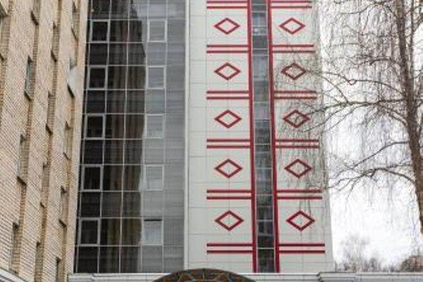 Отель Салам - фото 22