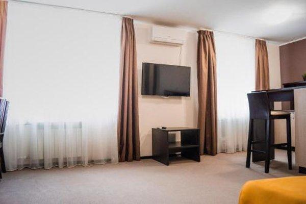 Отель Салам - фото 6