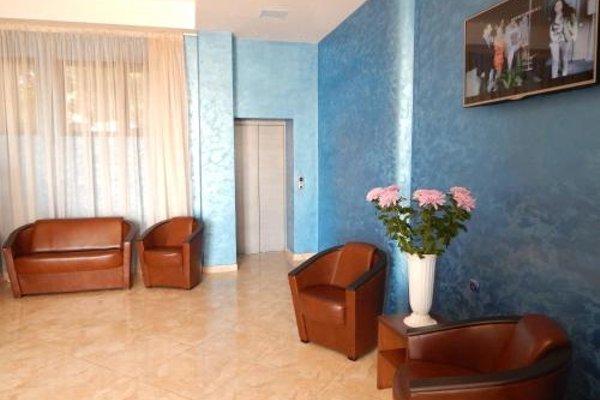 Отель Эдем - фото 7