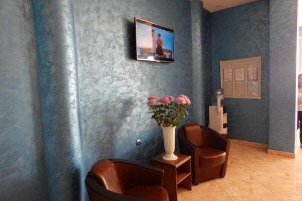 Отель Эдем - фото 8