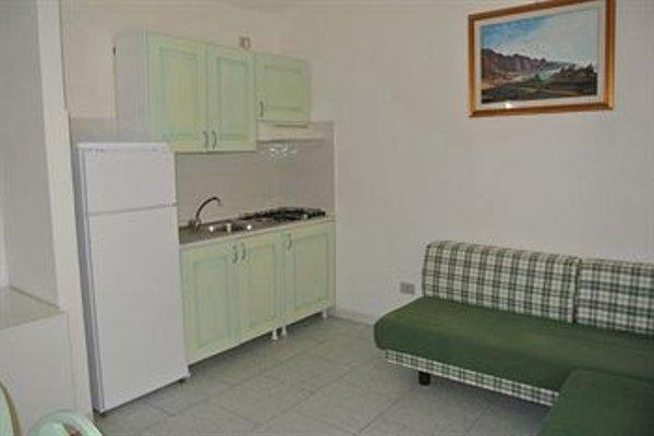 Апартаменты Residence Le Onde - фото 9