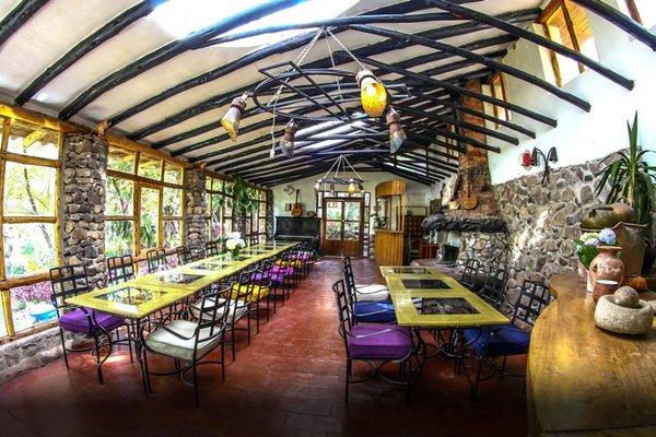 Hotel Casa de Campo Urubamba - фото 10