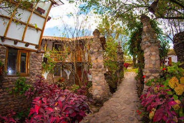 Hotel Casa de Campo Urubamba - фото 17