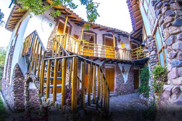 Hotel Casa de Campo Urubamba - фото 22