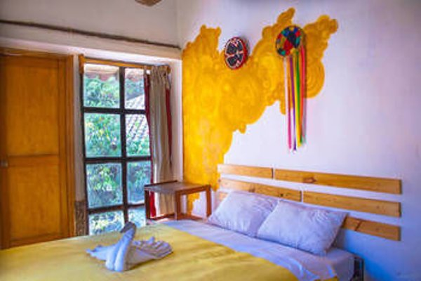 Hotel Casa de Campo Urubamba - фото 4