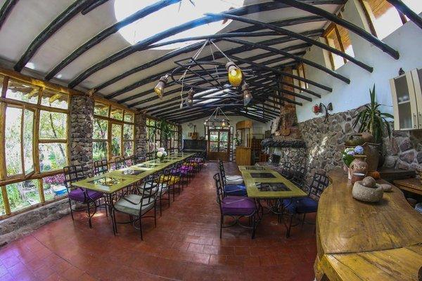 Hotel Casa de Campo Urubamba - фото 9