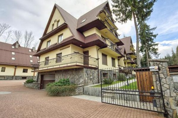 VISITzakopane Sun Apartaments - фото 16