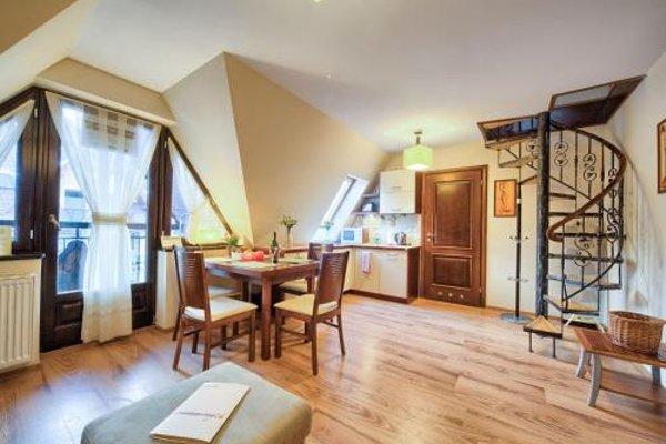 VISITzakopane Sun Apartaments - фото 23