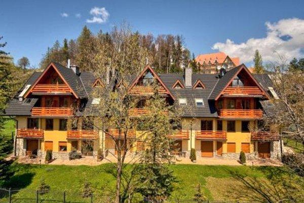 ApartHotel Zakopane - фото 12