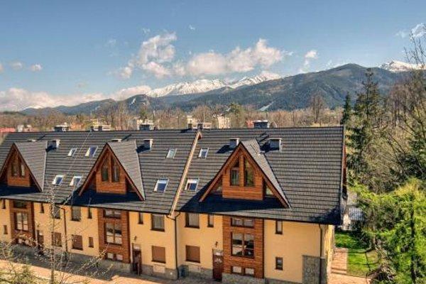 ApartHotel Zakopane - фото 8