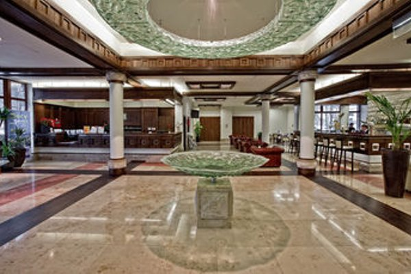 Hotel Crocus - фото 16