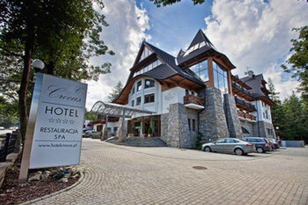 Hotel Crocus - фото 23