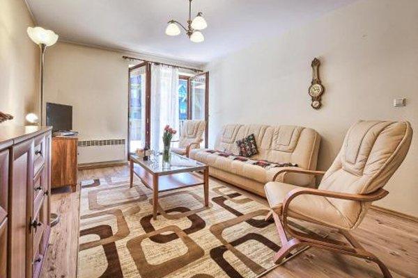 VISITzakopane Rainbow Apartments - фото 20