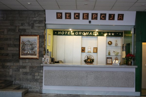 Hotel Gromada Zakopane - фото 13