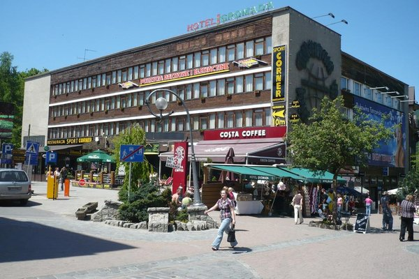 Hotel Gromada Zakopane - фото 19