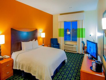 Апартаменты Fairfield Inn & Suites by Marriott Visalia Tulare
