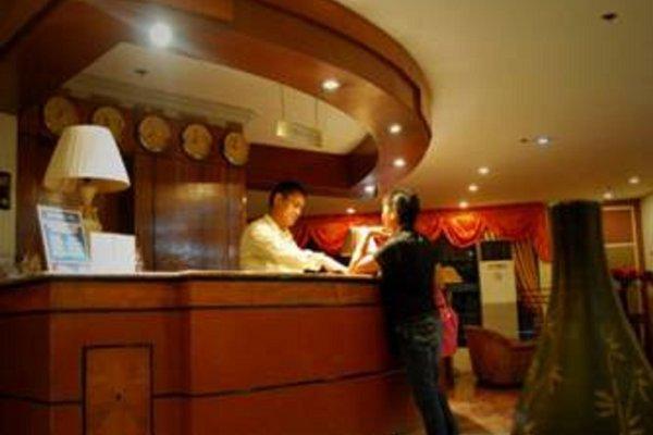 Cebu Business Hotel - фото 19