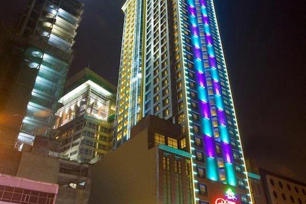Crown Regency Hotel & Towers - фото 23