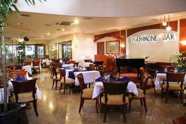 Grand Regal Hotel Davao - фото 14