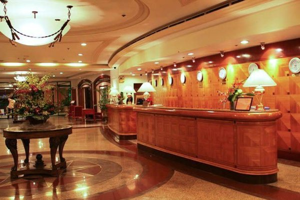 Grand Regal Hotel Davao - фото 16