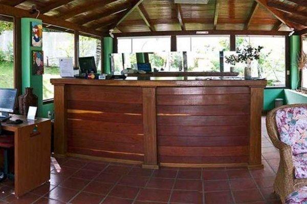 Hotel Caju Montebello - 10
