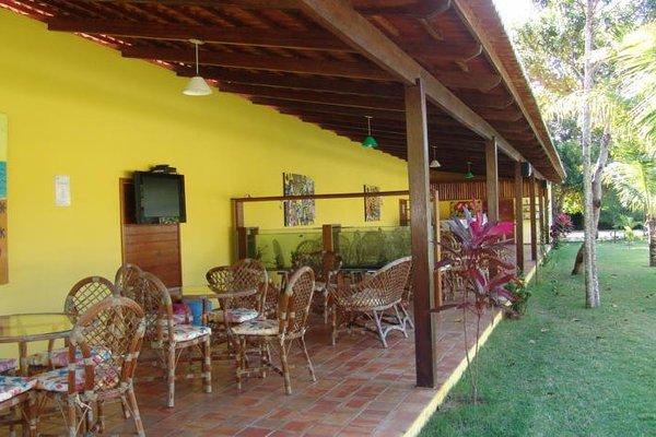Hotel Caju Montebello - 11