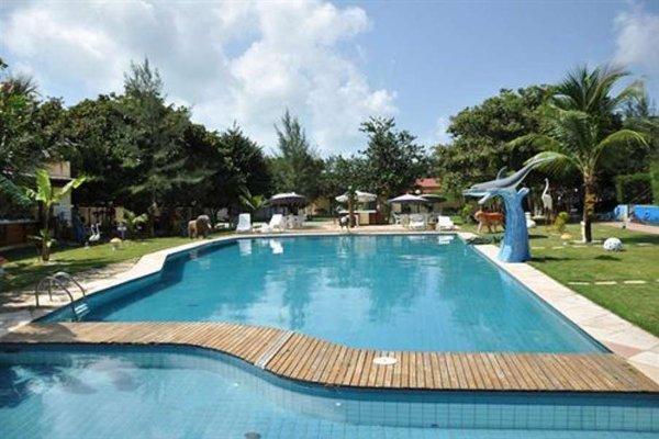 Hotel Caju Montebello - 15