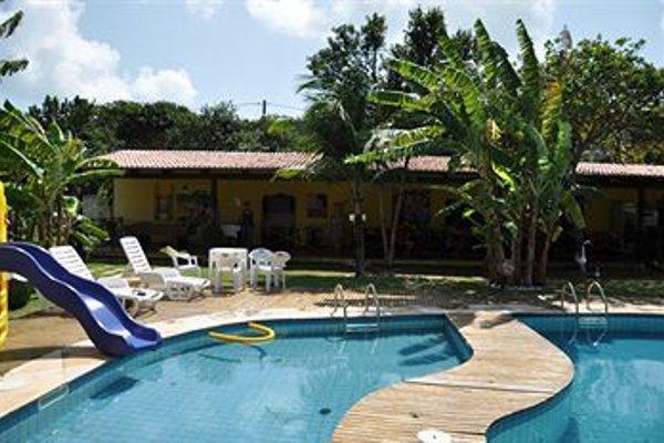 Hotel Caju Montebello - 16