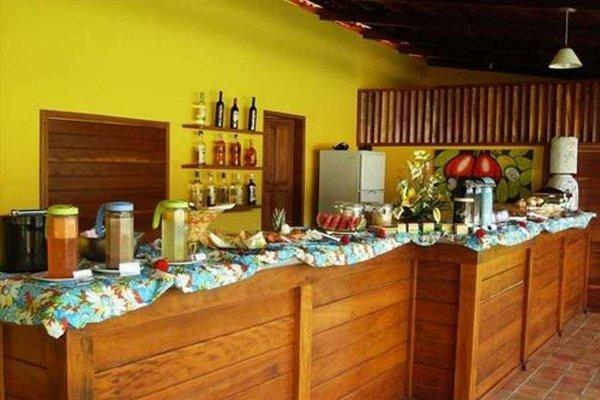 Hotel Caju Montebello - 9