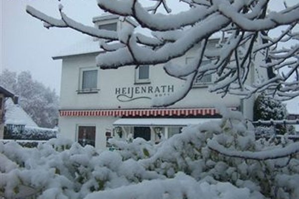 Hotel Heijenrath - фото 4