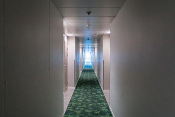 Hotel GreenStar - фото 15