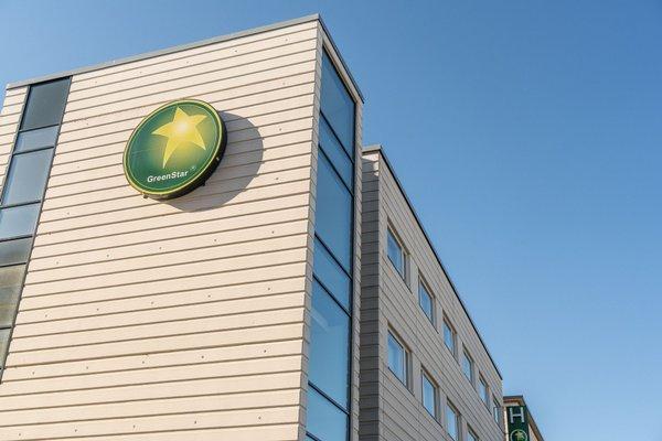Hotel GreenStar - фото 22