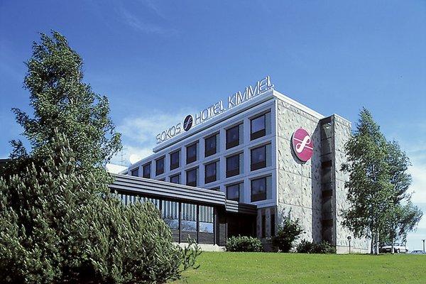 Original Sokos Hotel Kimmel Joensuu - фото 50