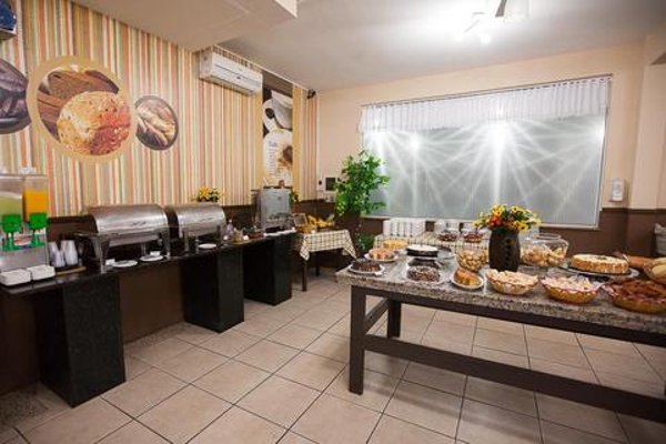 Barra Sul Hotel - фото 12