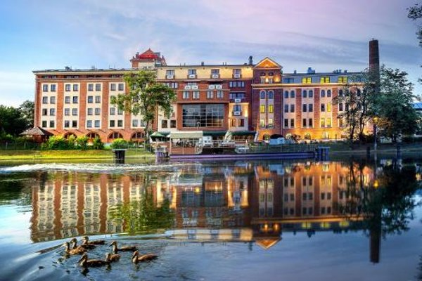 Hotel Sloneczny Mlyn - фото 21