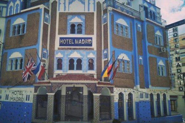 Hotel Madrid - фото 23