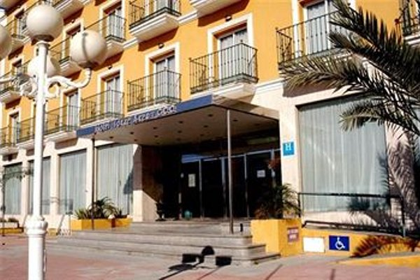 Torre Arena Hotel - Torrox - фото 50