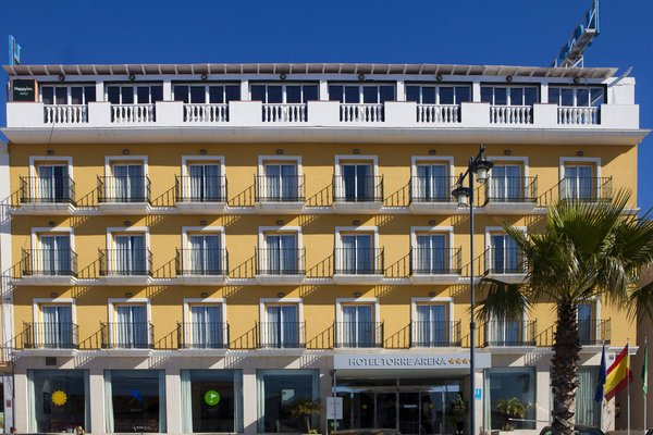 Torre Arena Hotel - Torrox - фото 22