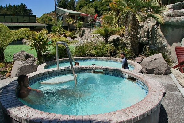 Taupo Debretts Spa Resort - фото 19