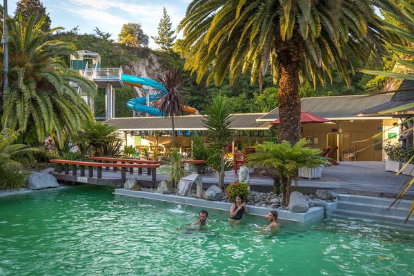 Taupo Debretts Spa Resort - фото 20