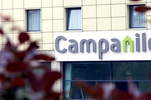 Campanile Hotel Szczecin - фото 15