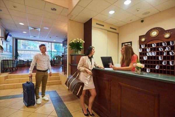 Campanile Hotel Szczecin - фото 17