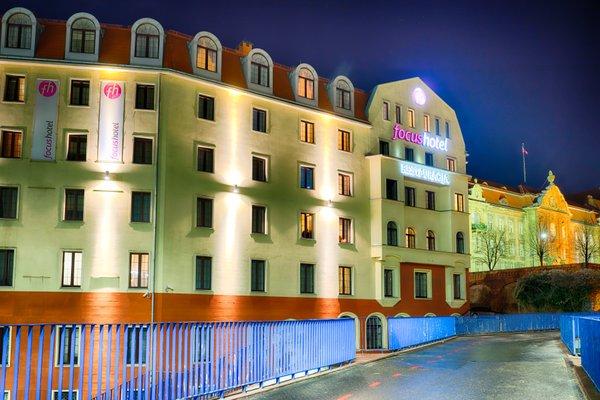 Focus Hotel Szczecin - фото 22