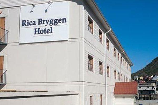 Scandic Bryggen - фото 22